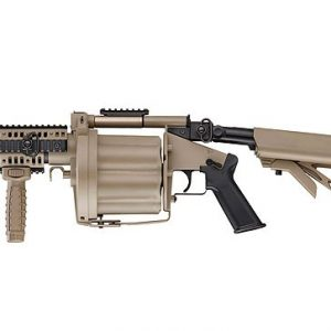 ICS MGL DS Multiple Grenade Launcher (Desert)