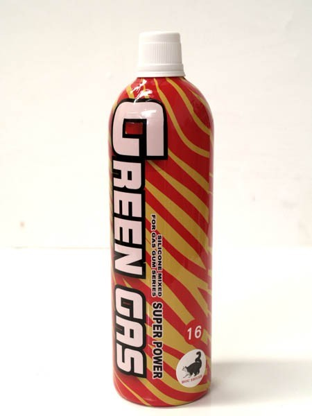 GREEN GAS 16 1