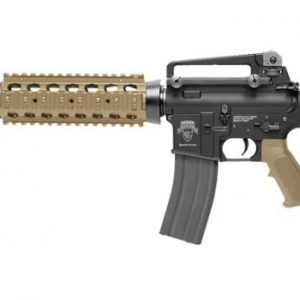 G&G CM16 A4 Commando TAN (logo Punisher)